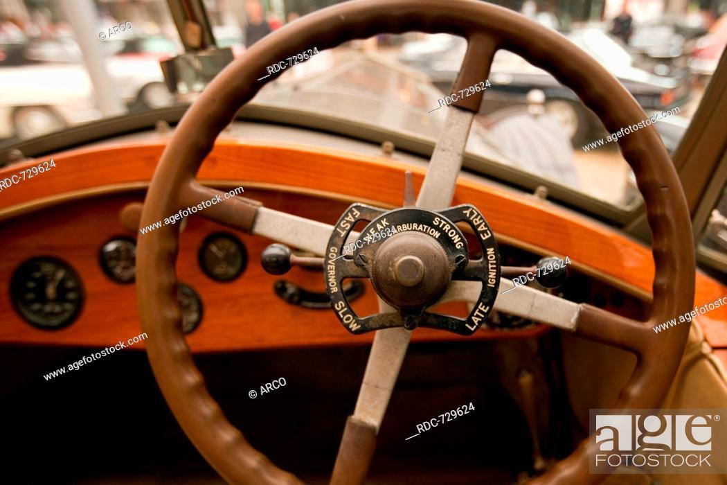Wooden Steering Wheel Column Gear Change Column Gear Shift Rolls