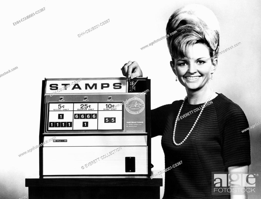 New Post Office Department Stamp Vending Machine To Be
