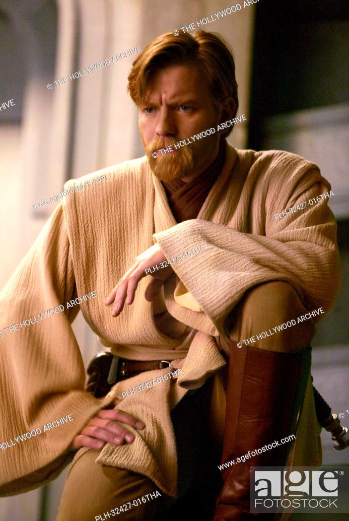 Stock Photo: Ewan McGregor plays Obi-Wan Kenobi in Star Wars: Episode III Revenge of the Sith. TM & © 2005 Lucasfilm Ltd. All Rights Reserved.