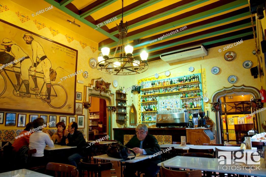 Restaurant Gats Barcelona : Gats stylebybrustylebybru