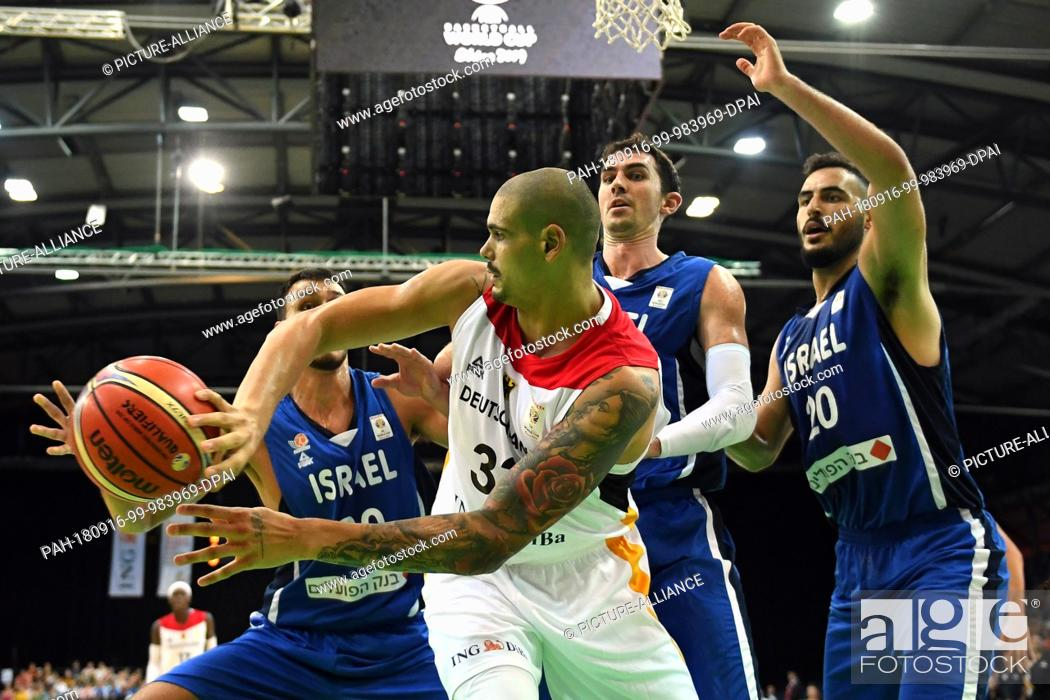 promo code 84a2f 74073 16 September 2018, Saxony, Leipzig: Basketball: World Cup ...