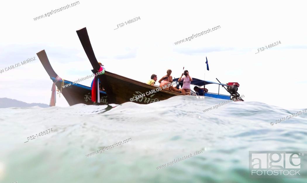 Stock Photo: Adang Archipelago  Tarutao Marine National Park  Satun province, Andaman Sea, Thailand, Asia.