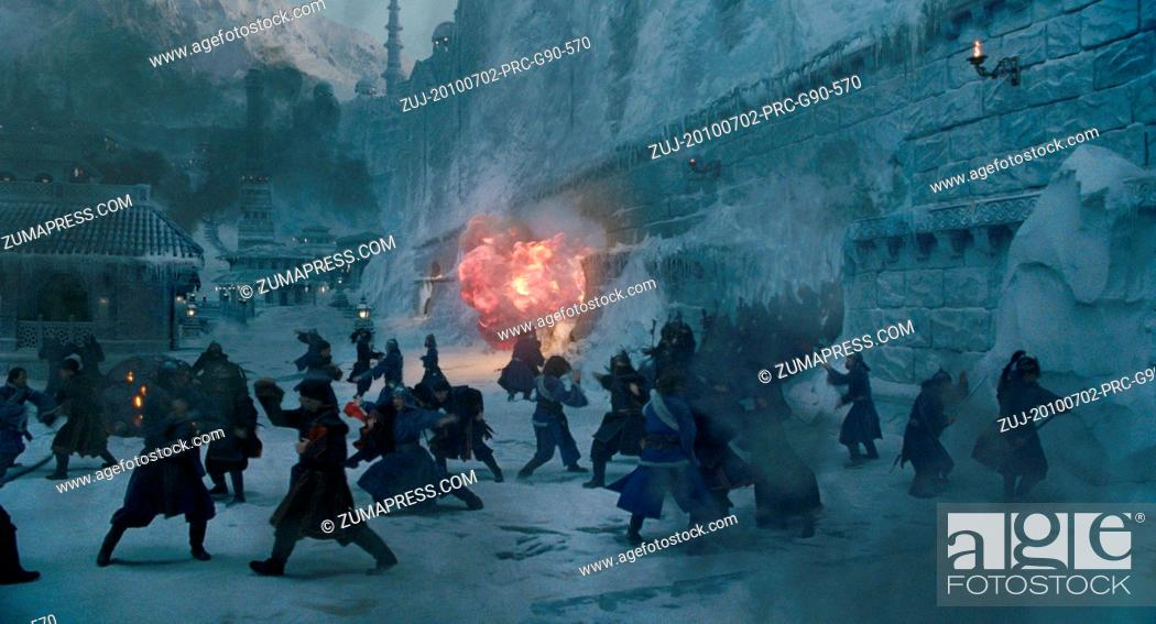Release Date July 1 2010 Movie Title The Last Airbender