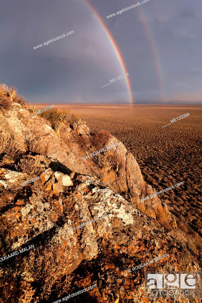Stock Photo: Karoo, Western Cape, South Africa.