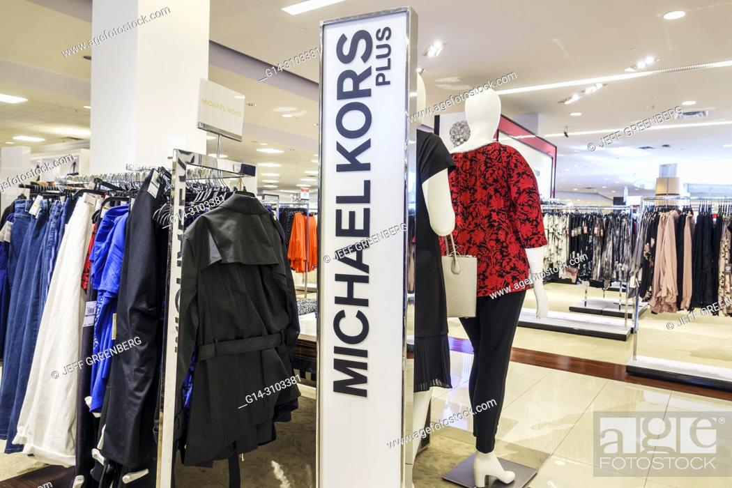 presenting large discount fashion styles Florida, Orlando, The Mall at Millenia, shopping, Macy's ...
