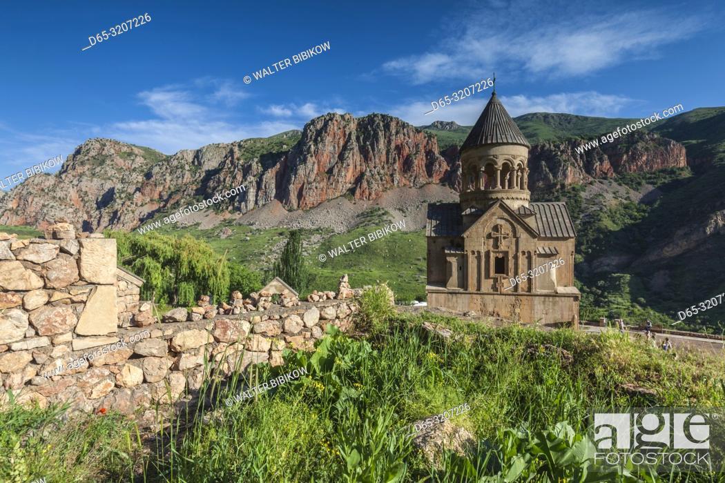 Imagen: Armenia, Noravank, Noravank Monastery, 12th century, late afternoon.