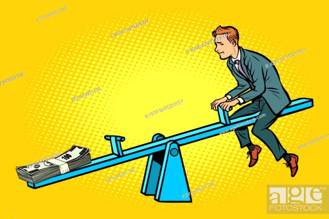 Balancer business Stock Photos and Images | age fotostock