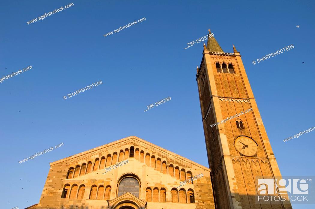 Photo de stock: Duomo (Cathedral), Parma, Emilia-Romagna, Italy.
