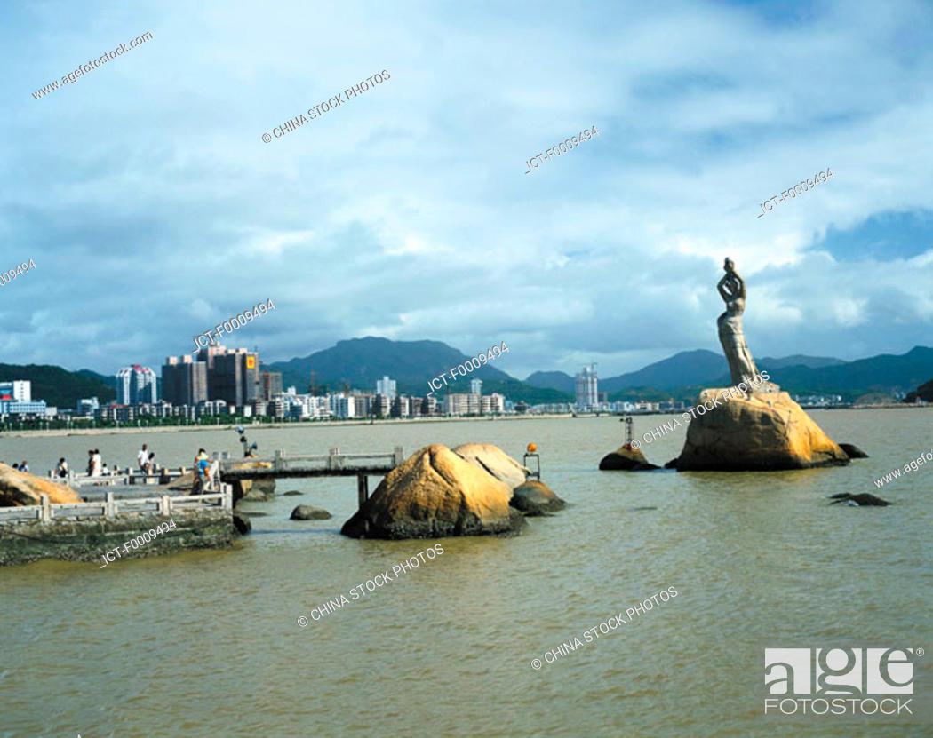 Stock Photo: China, Zhu Hai.