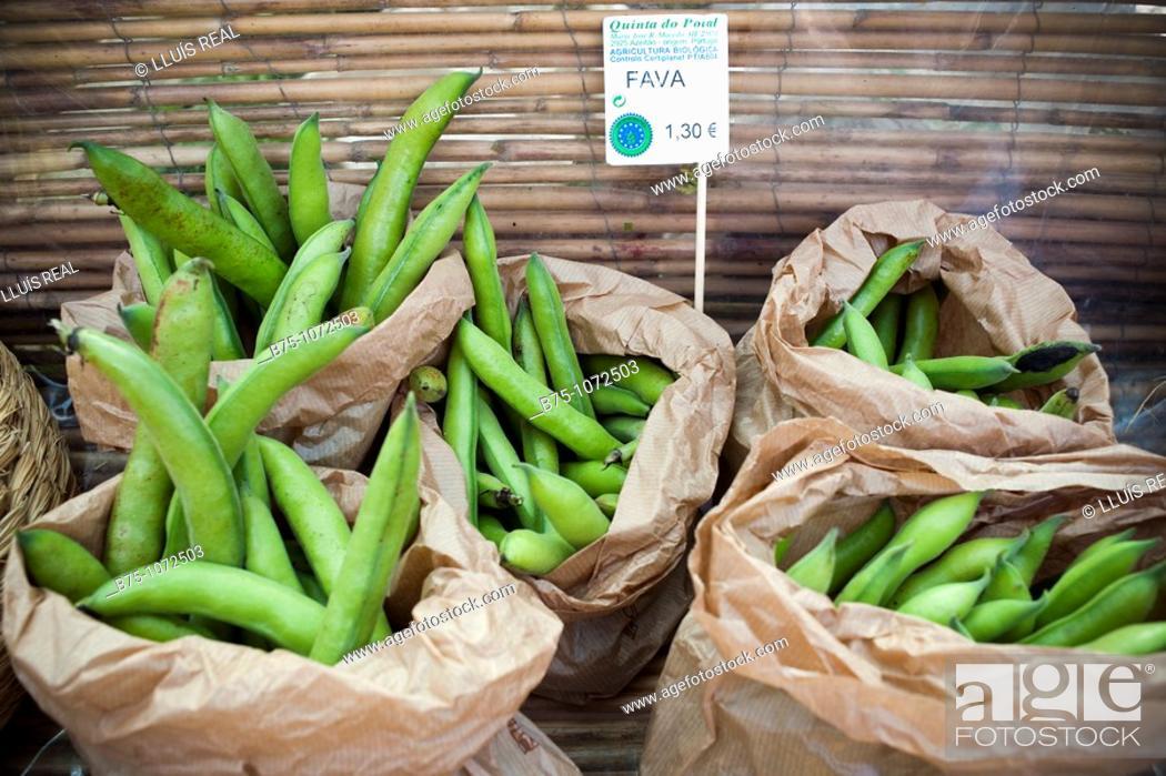 Stock Photo: Beans.