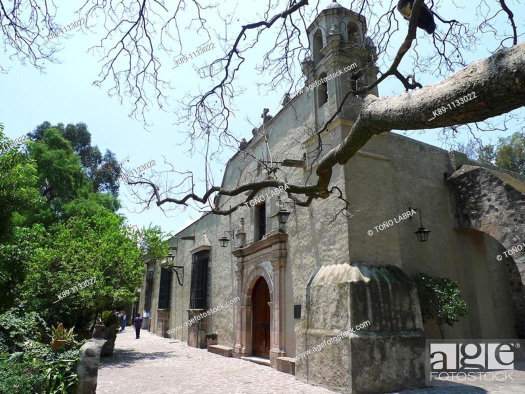 Antigua Hacienda de La Noria, hoy Museo Dolores Olmedo