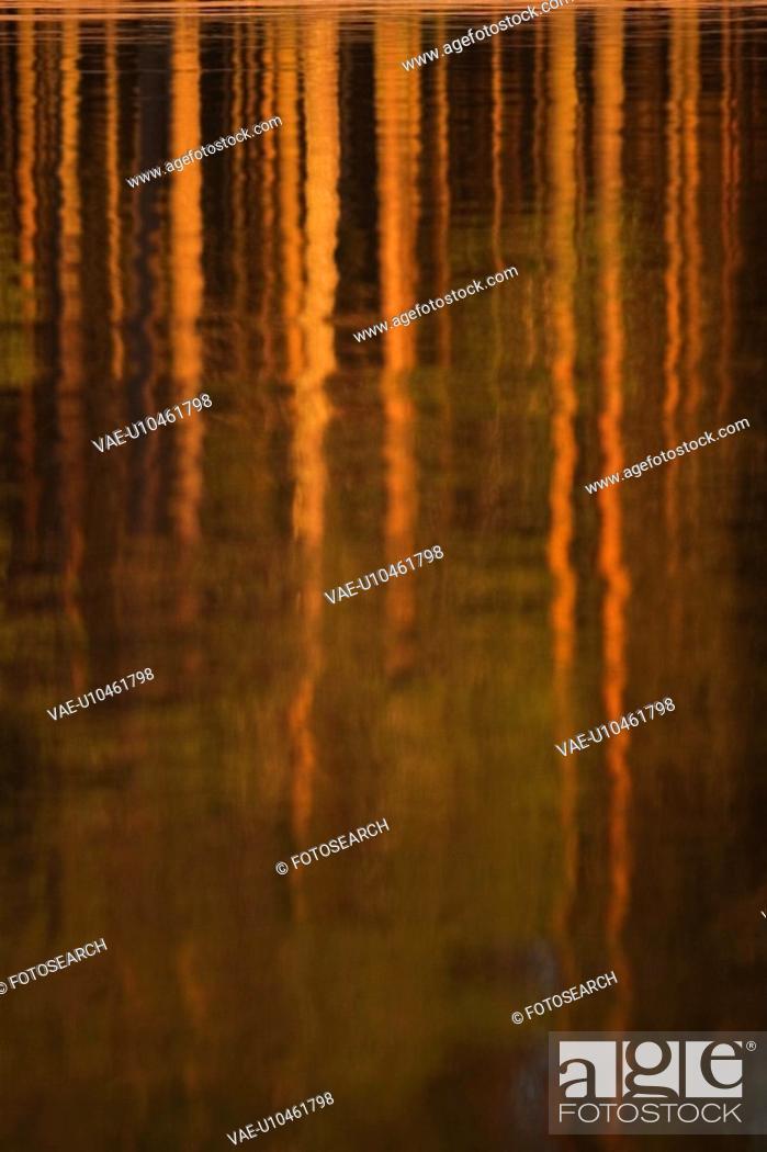 Stock Photo: Lake, Nature, Outdoors, Peaceful.