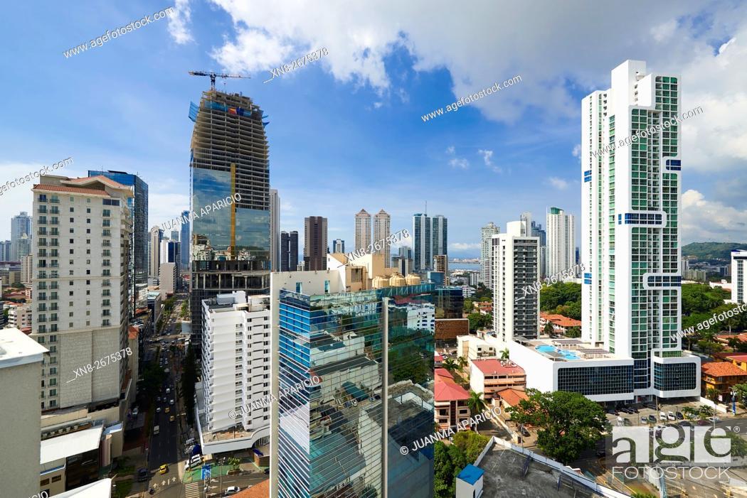 Imagen: Panama City, Panama, Central America.