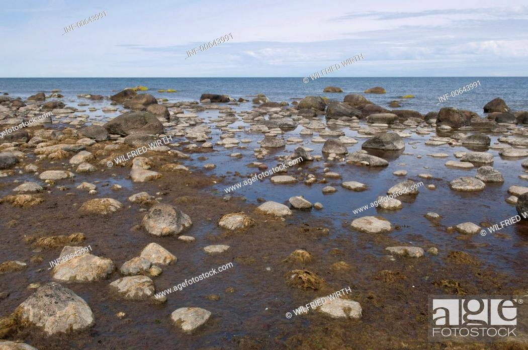 Stock Photo: geography / travel, Germany, Mecklenburg-West Pomerania, Ruegen, Kap Arkona, waterside,.