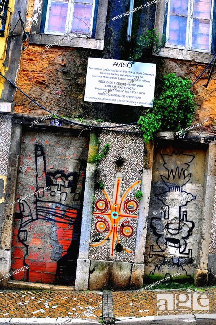 Stock Photo: Lisbon, Portugal.