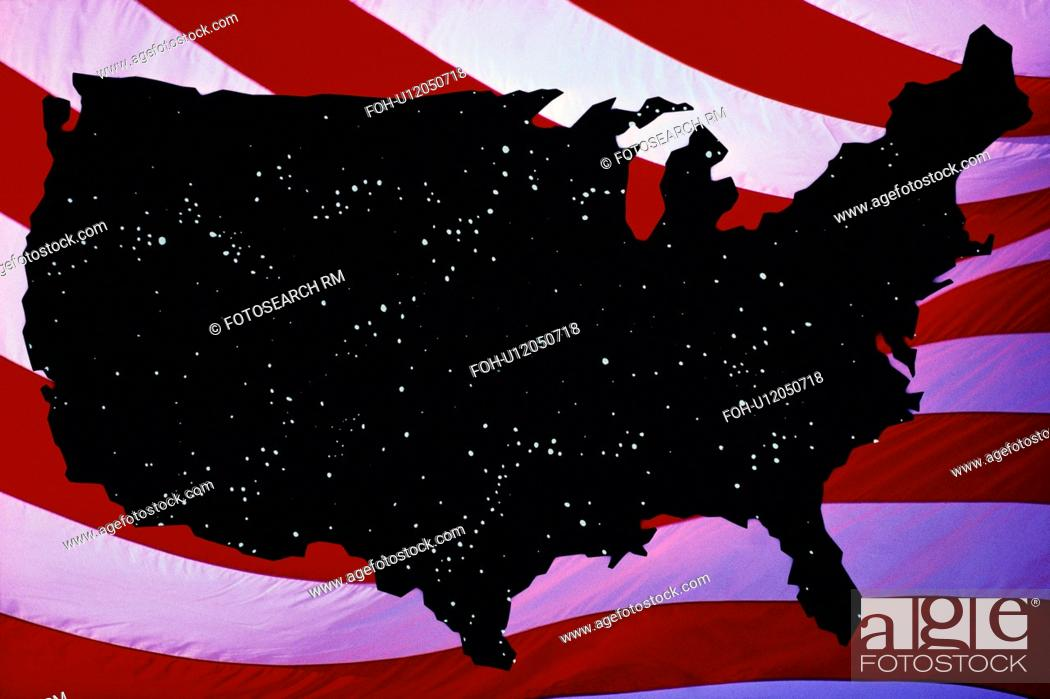Imagen: This is a map of the United States.
