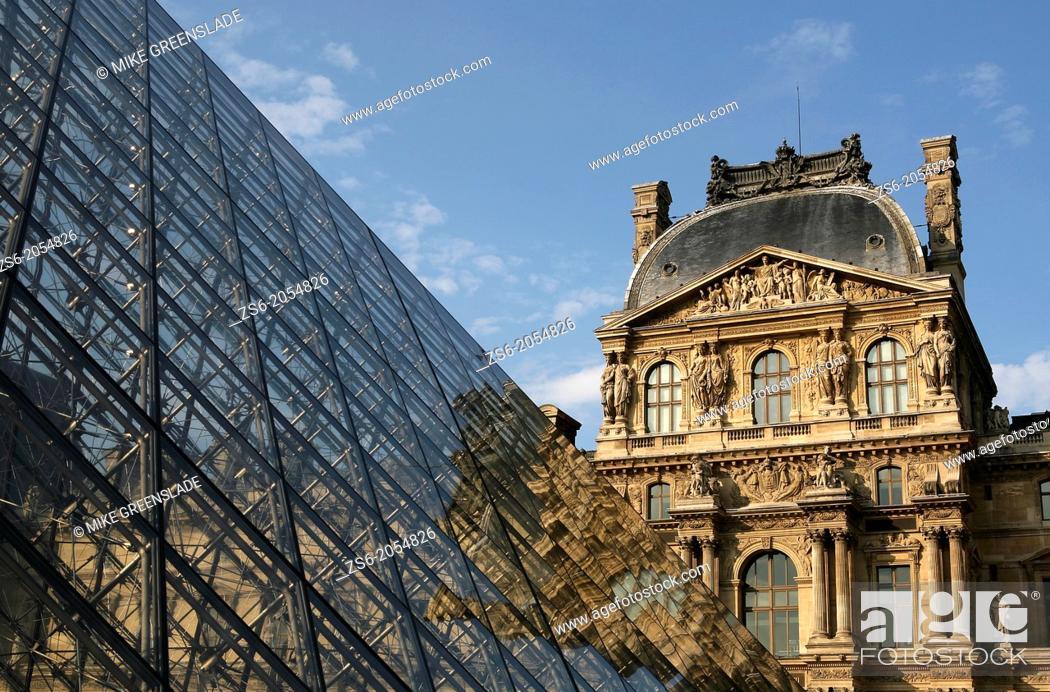 Imagen: The Louvre, Paris, France.