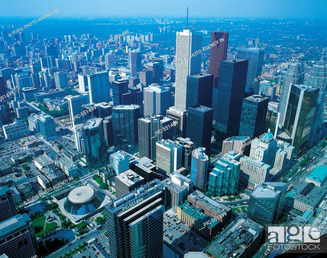 Stock Photo: Toronto,Ontario,Canada.