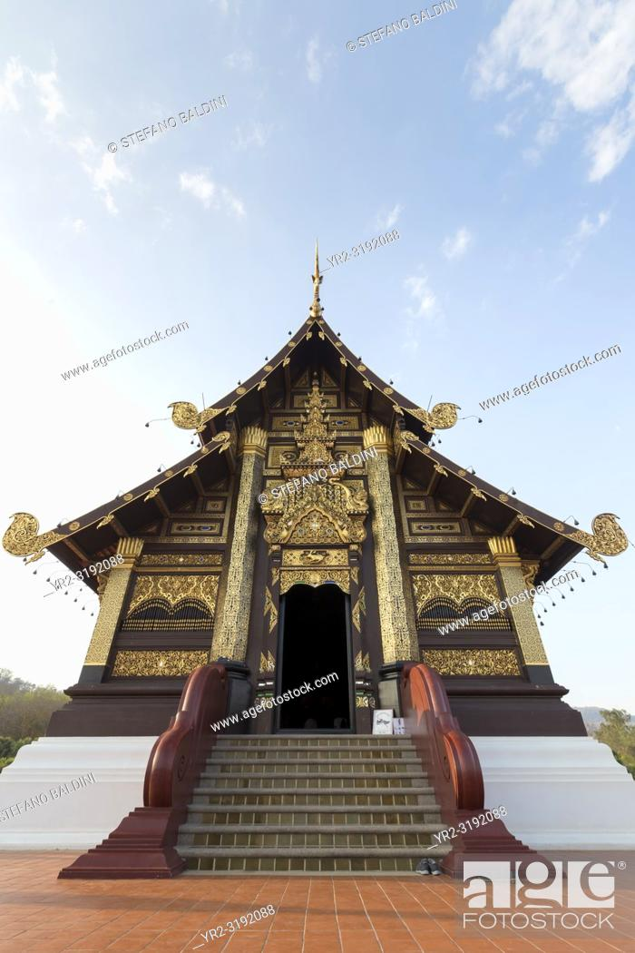 Imagen: Royal Park Rajapruek, Chiang Mai, Thailand.