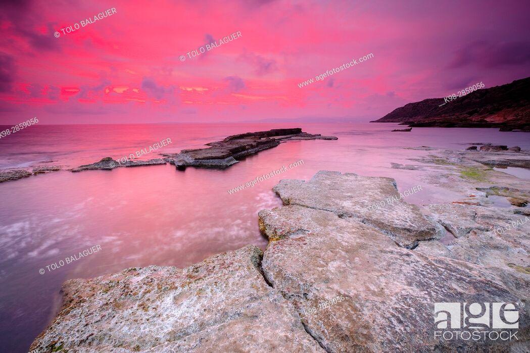 Imagen: Delta beach, Municipality of Llucmajor, Mallorca, balearic islands, spain, europe.
