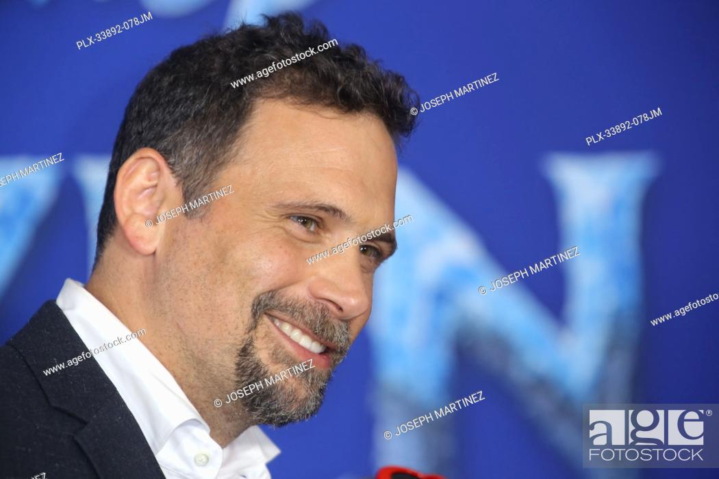 """Stock Photo: Jeremy Sisto at Disney's """"""""Frozen II"""""""" World Premiere held at the Dolby Theatre in Hollywood, CA, November 7, 2019. Photo Credit: Joseph Martinez / PictureLux."""