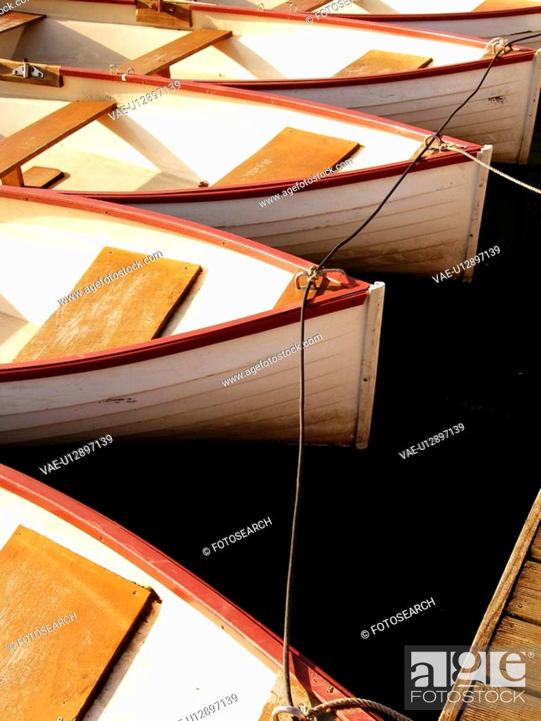 Stock Photo: boat, boats, bow, day, dupuis.