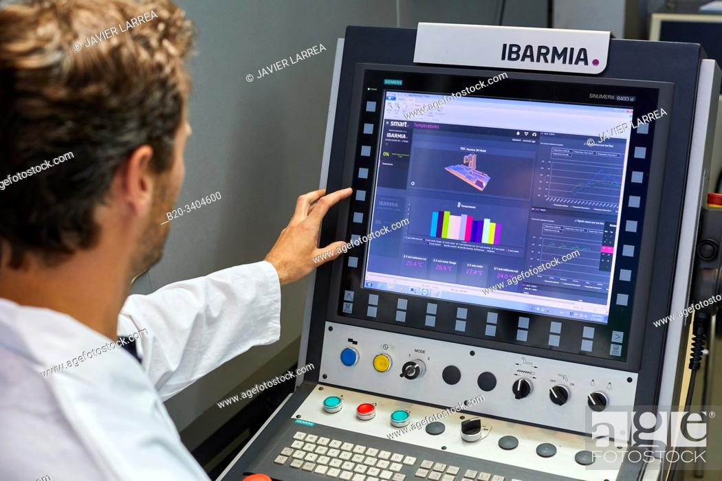 Stock Photo: Center for Development of Additive Technologies, Geometric processing and computational geometry software, Advanced Manufacturing Industry, Technology Centre.