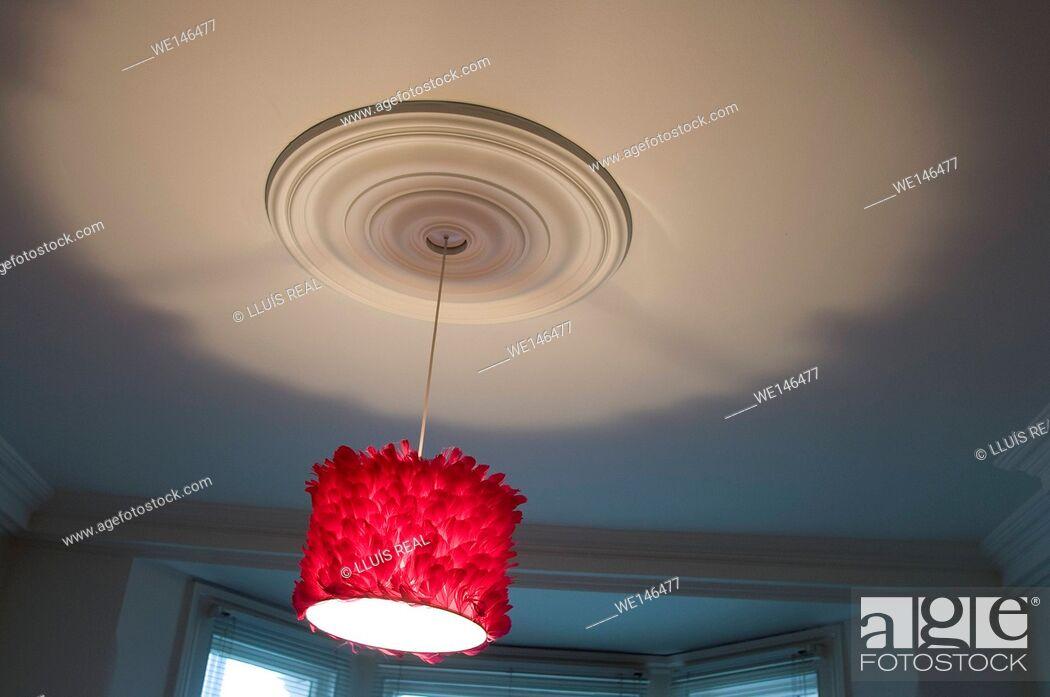 Stock Photo: Lamp.