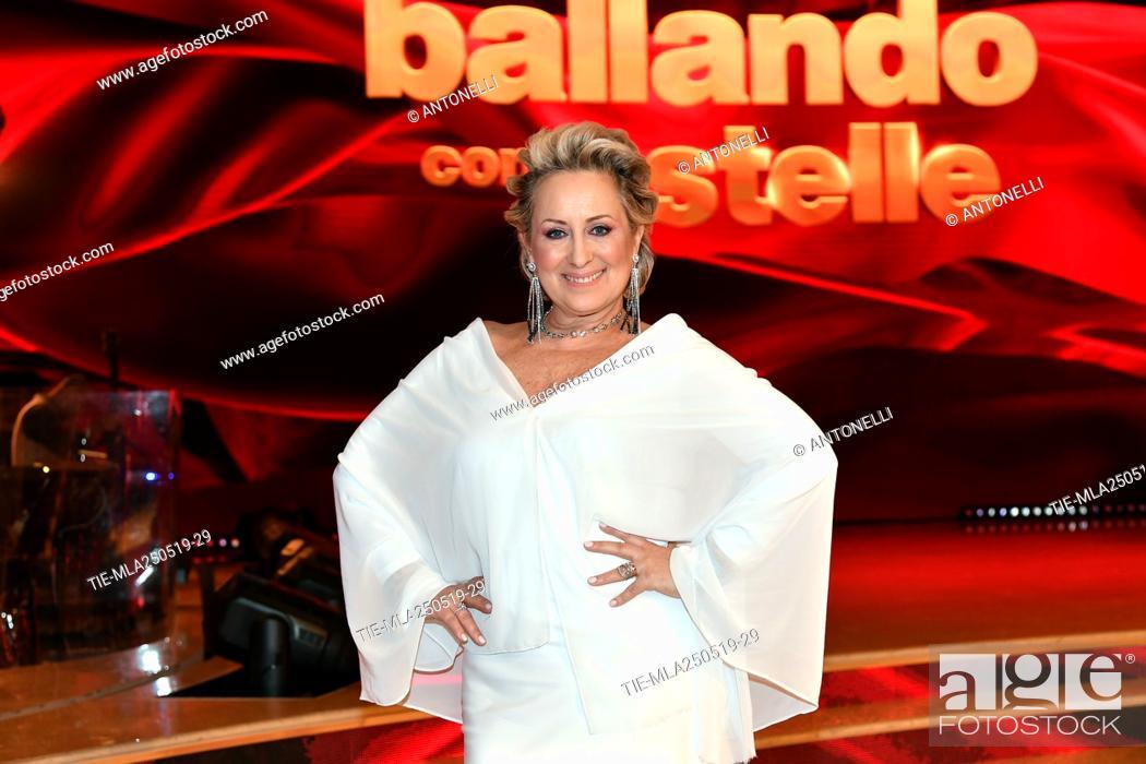 Imagen: Carolyn Smith choreographer and judge of Ballando con le Stelle during the Talent Show Rai1 Ballando con le Stelle. Rome, Italy 24-05-2019.