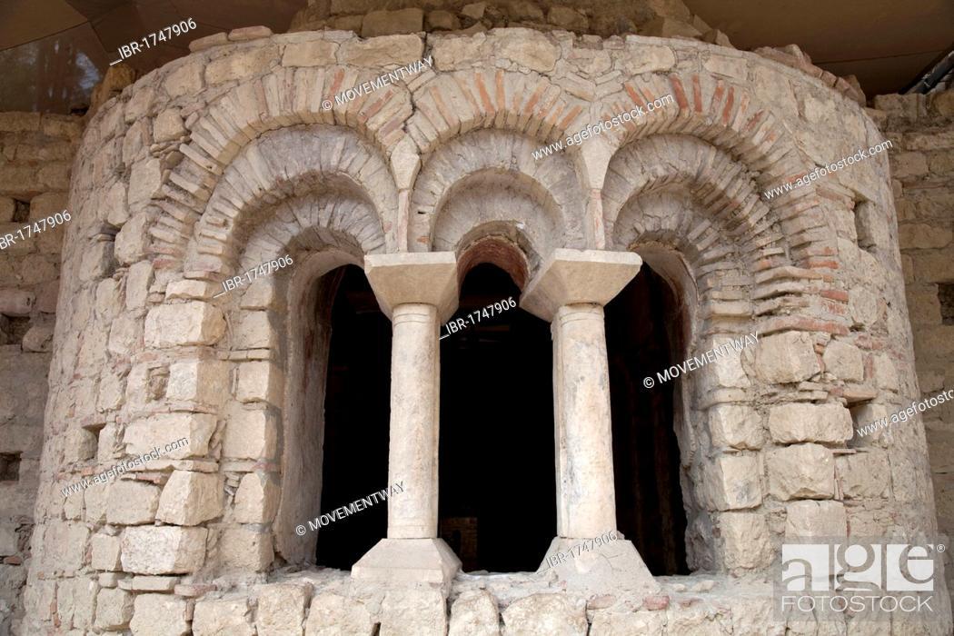 Stock Photo: Basilica of Saint Nicholas, Myra, Demre, Lycia, Turkey, Asia.