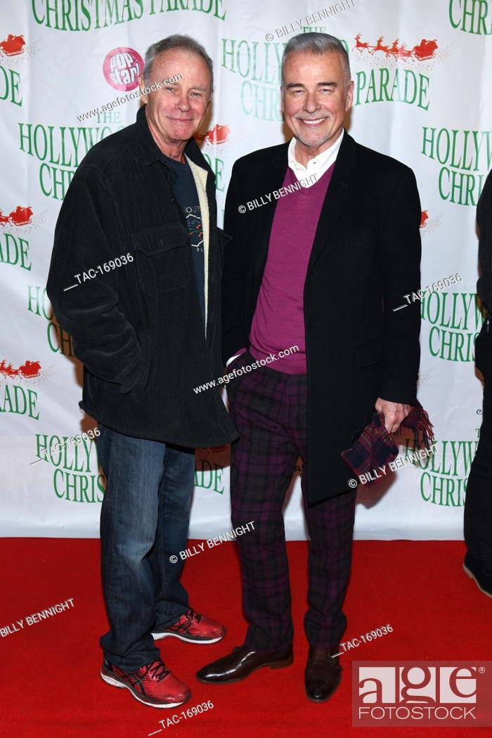 Tristan Rogers And Ian Buchanan Arrives At The 87th Annual Hollywood Christmas Parade In Hollywood Stock Photo Picture And Rights Managed Image Pic Tac 169036 Agefotostock