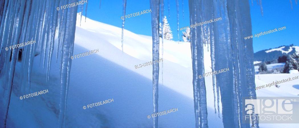 Stock Photo: frost, blauphoton, day, cold, cellar, alexander.