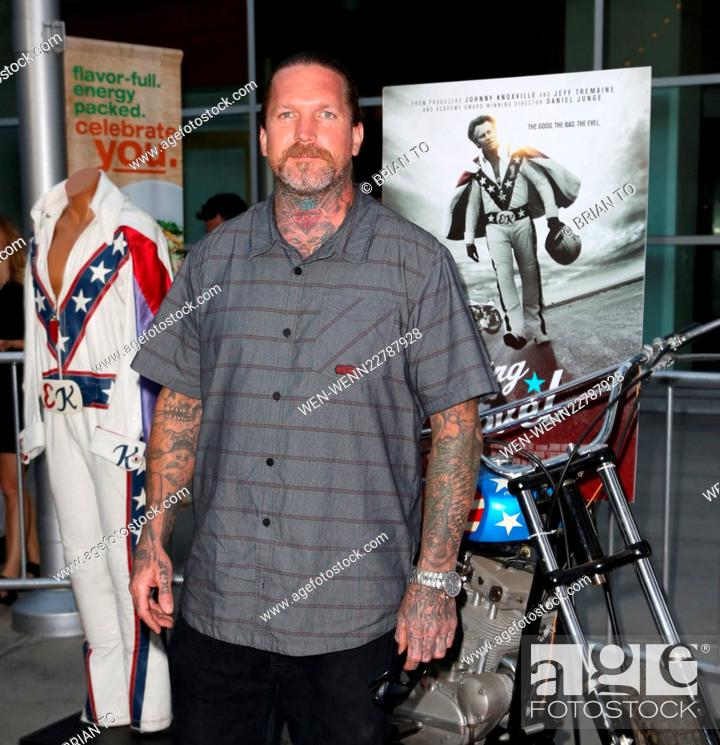 Los Angeles premiere of 'Being Evel' at Arclight Hollywood