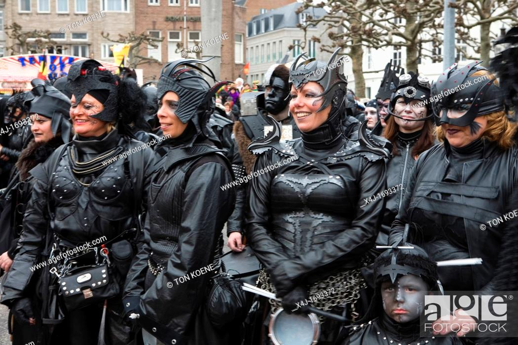 Maastricht Halloween.Carnival In Maastricht This Festival Is Different Then In
