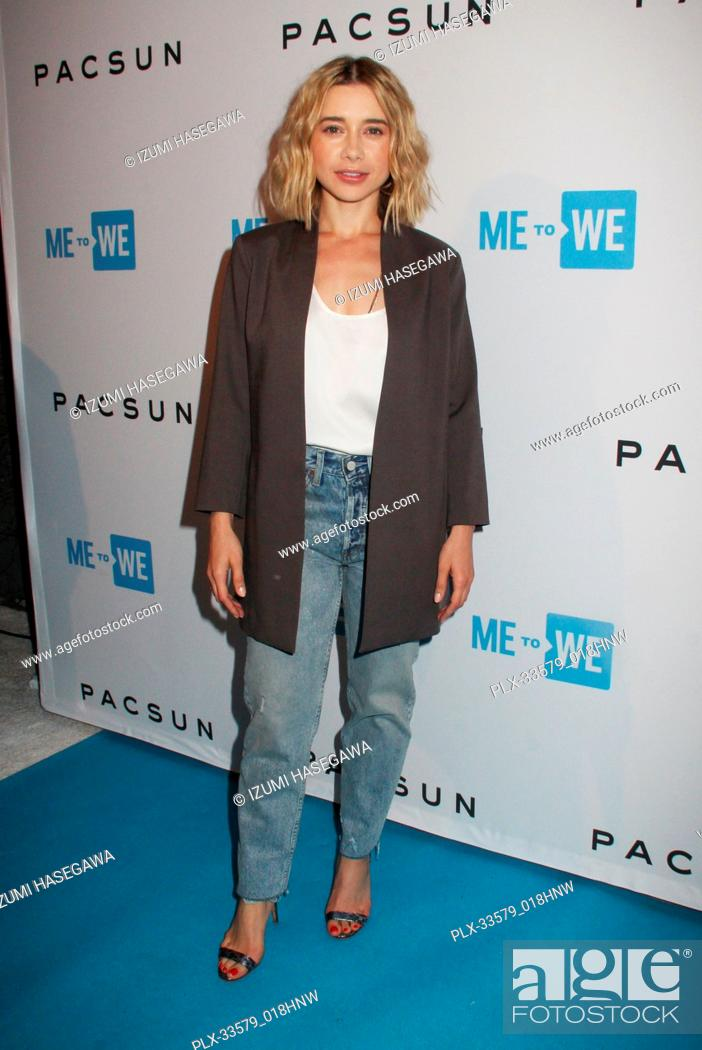 Olesya Rulin 04/18/2018 The official pre-party to WE Day