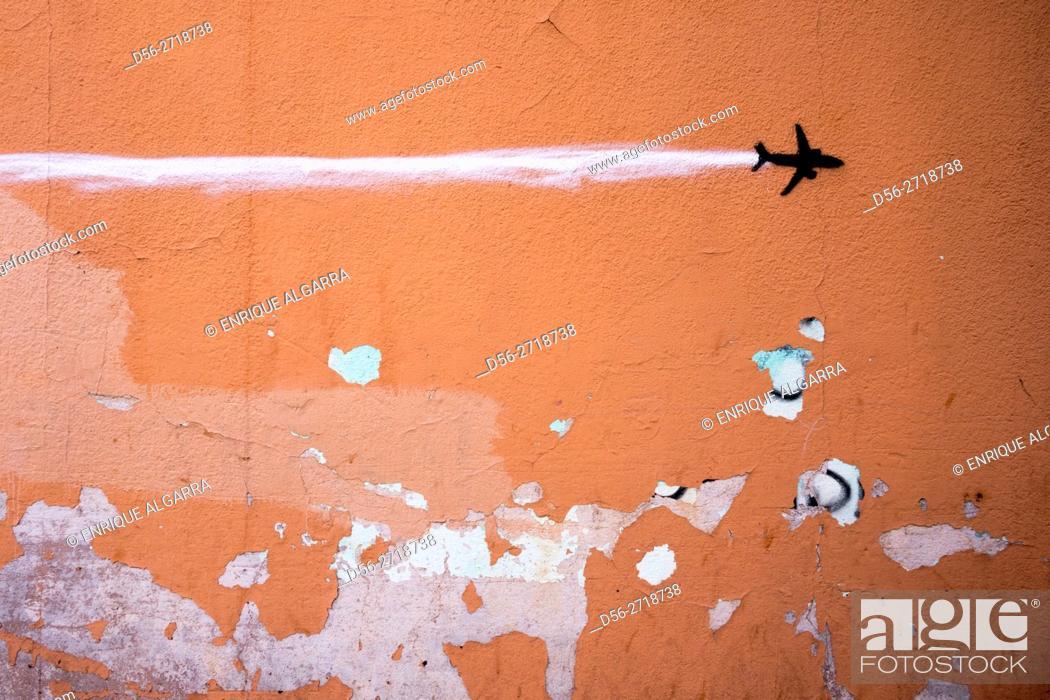 Imagen: Graffity, Valencia, Spain.