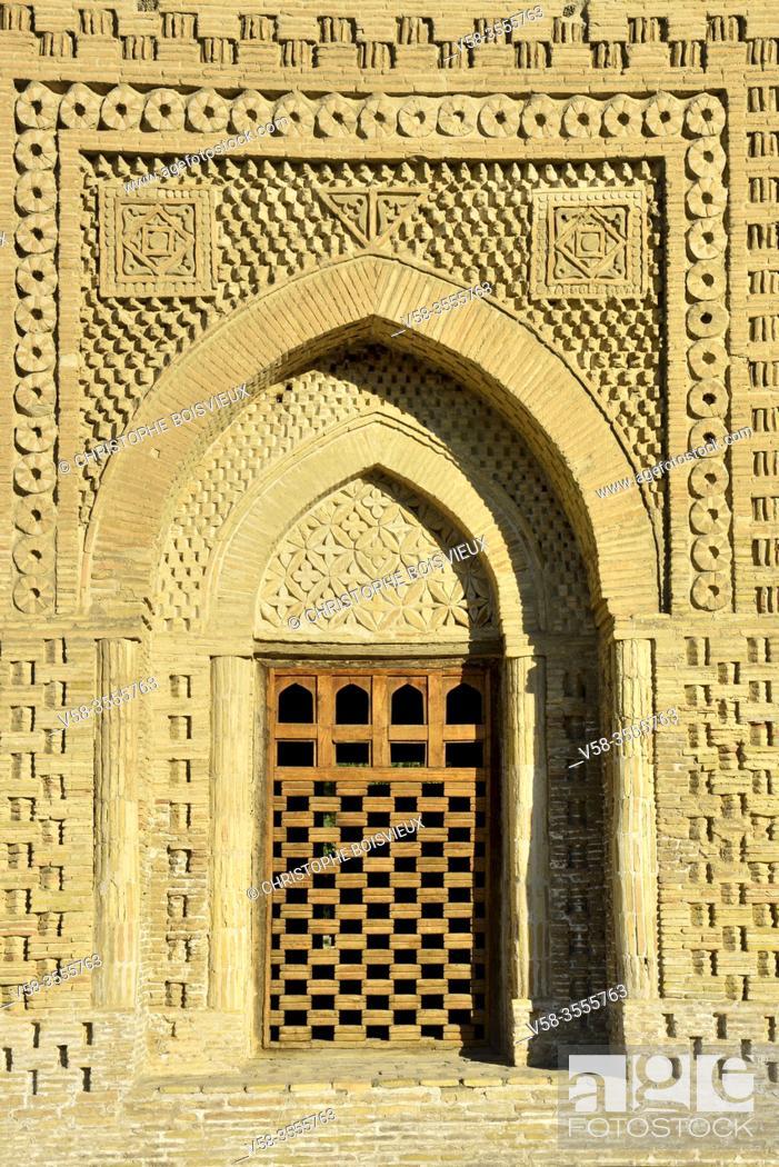Imagen: Uzbekistan, Unesco World Heritage Site, Bukhara, Ismail Samani mausoleum (10th C).