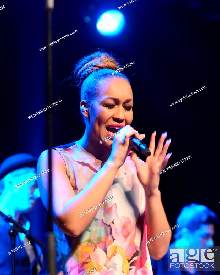 X Factor singer Rebecca Ferguson plays Vicar Street
