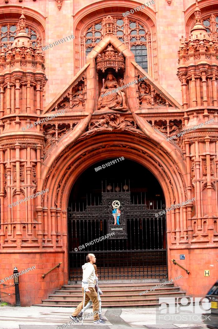 Entrance To Birmingham Magistrates Court Stock Photo Picture And Rights Managed Image Pic Bir D10191118 Agefotostock
