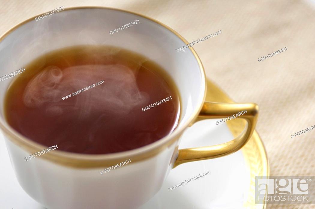 Stock Photo: Tea.