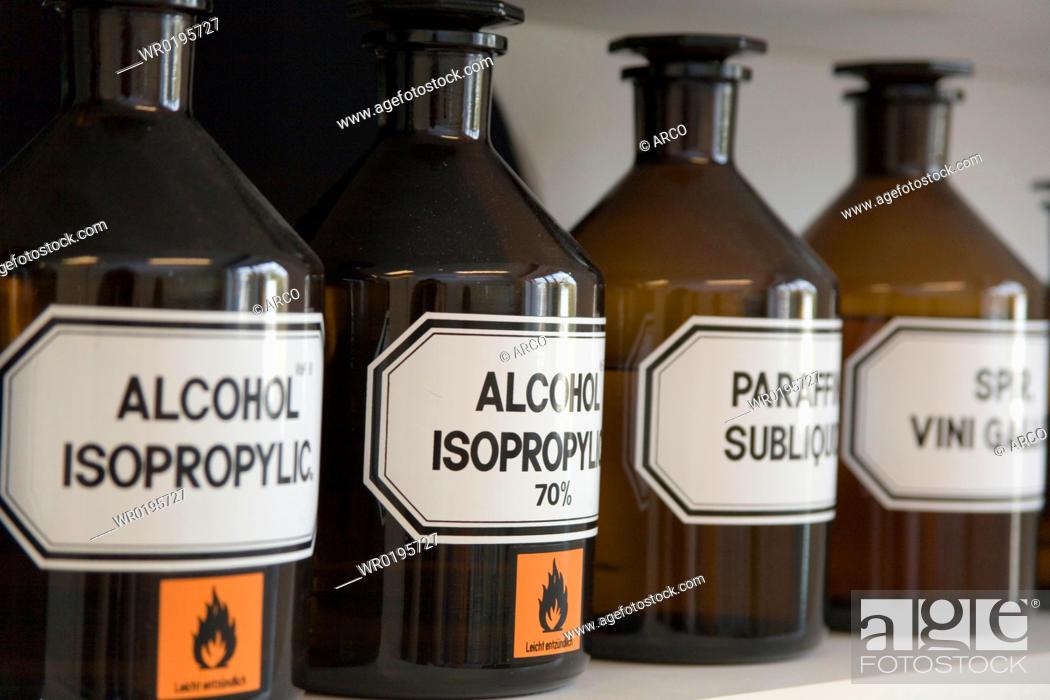 Stock Photo: Chemists, Shop,.