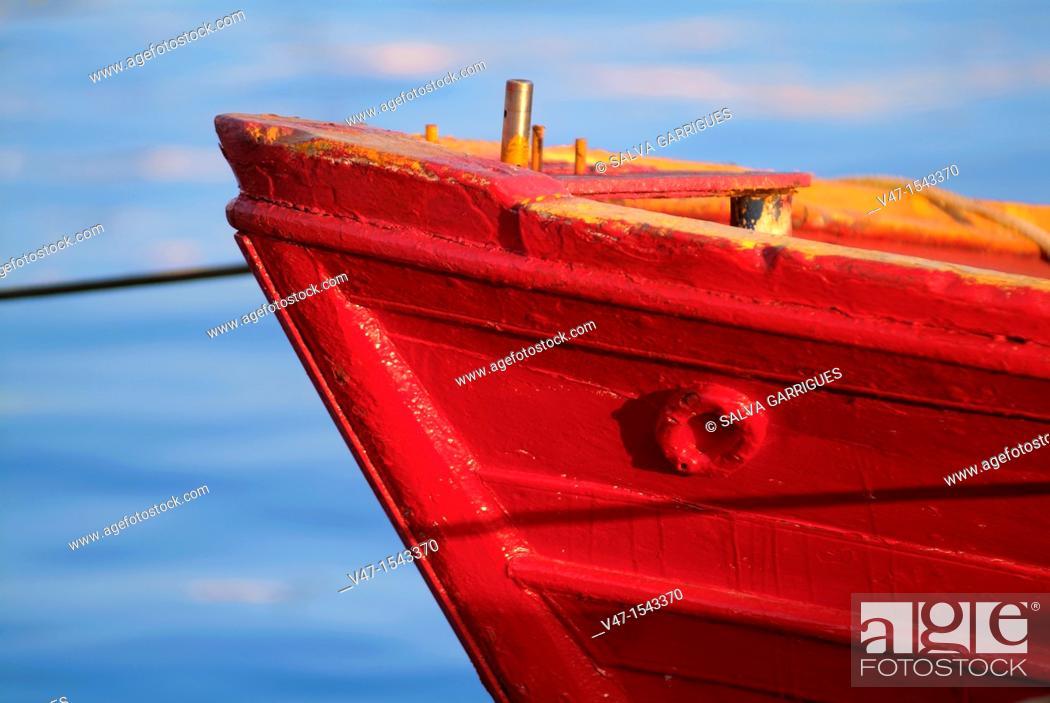 Stock Photo: Boat.