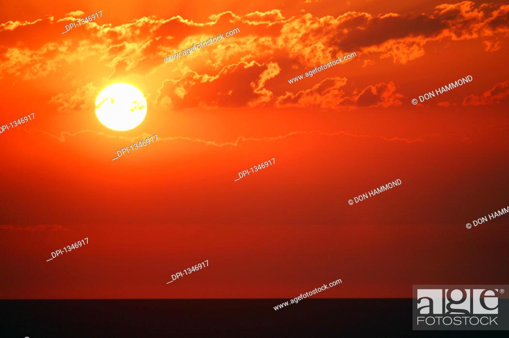 Stock Photo: Sunrise/Sunset.