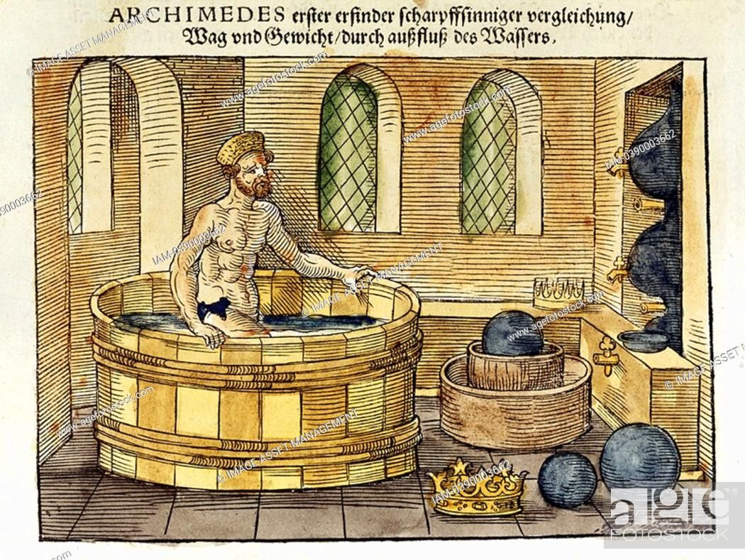archimedes was a mathematician and inventor