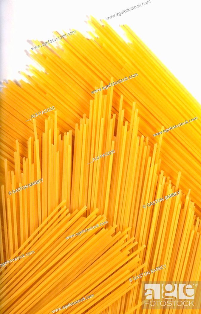 Stock Photo: Pasta - Spaghetti.