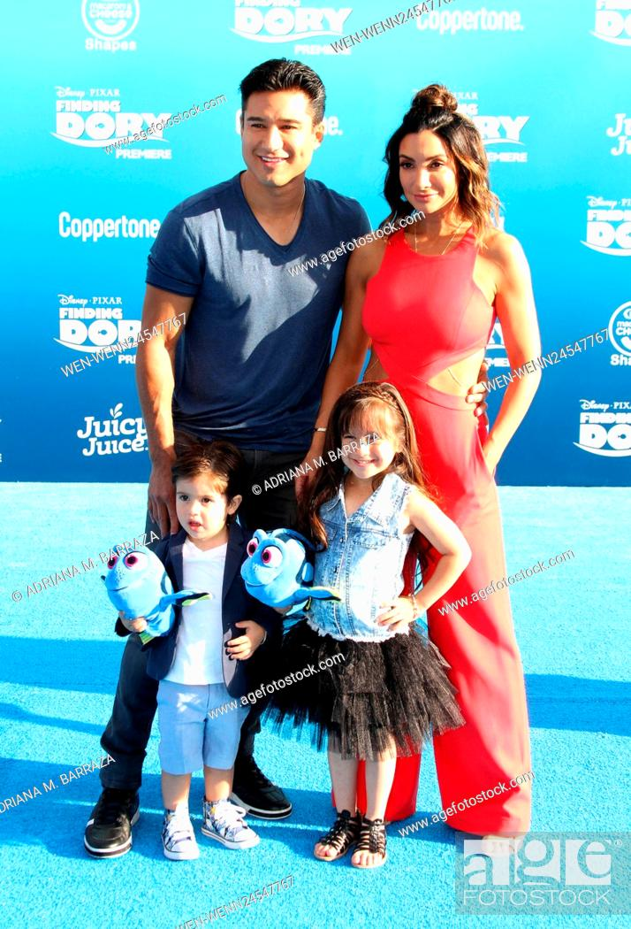 World Premiere Of Disney Pixar S Finding Dory At The El