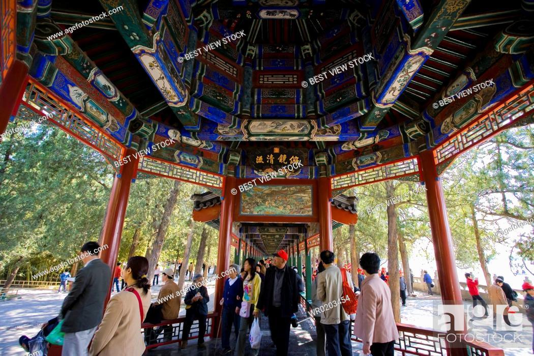 Imagen: The Summer Palace,Beijing.