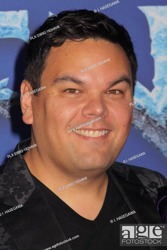 "Stock Photo: Robert Lopez 11/07/2019 The World Premiere of """"Frozen 2"""" held at the Dolby Theatre in Los Angeles, CA. Photo by I. Hasegawa / HNW / PictureLux."