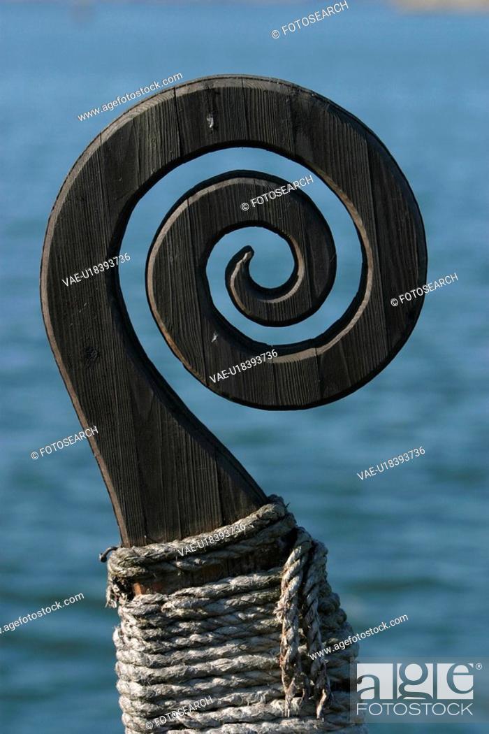 Stock Photo: deck, dock, harbor, harbor, sea, ocean.