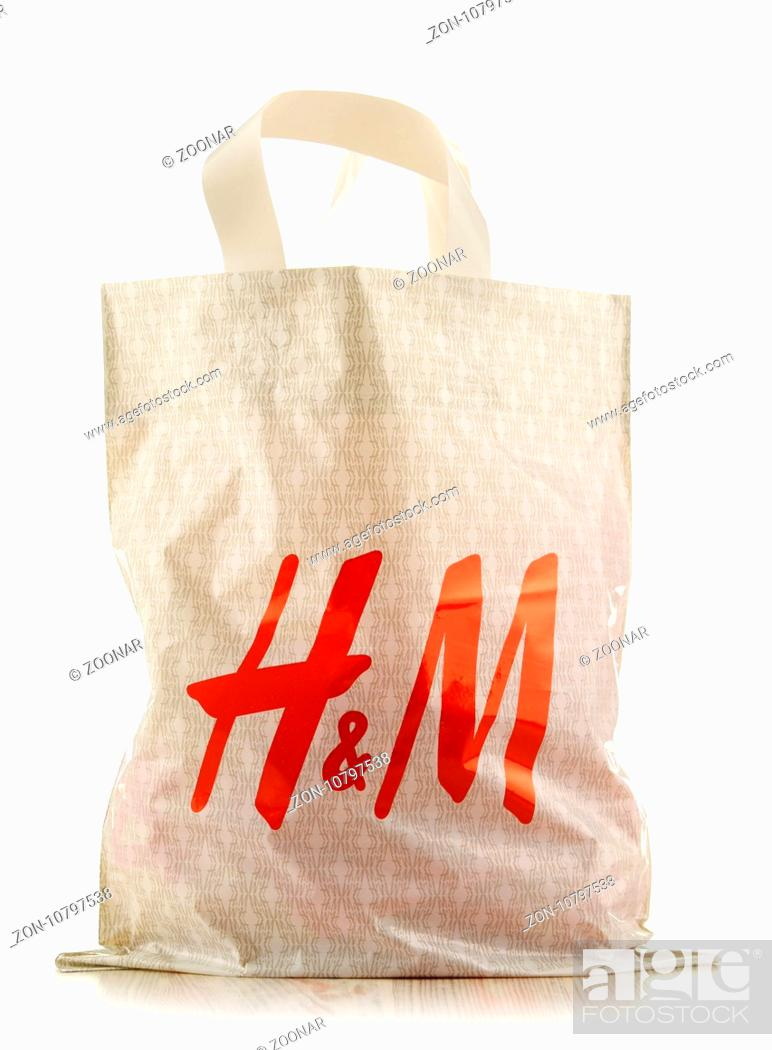 1d5b48a2953 Stock Photo - H   M Hennes   Mauritz AB is a Swedish multinational clothing-retail  company